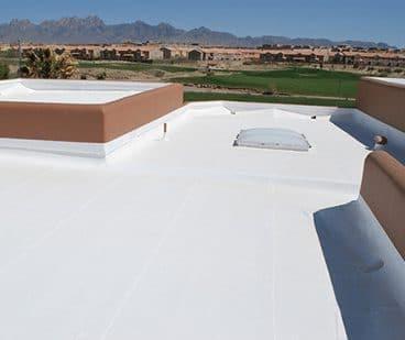 New Orleans White Roof Coatings - Star Spray Foam