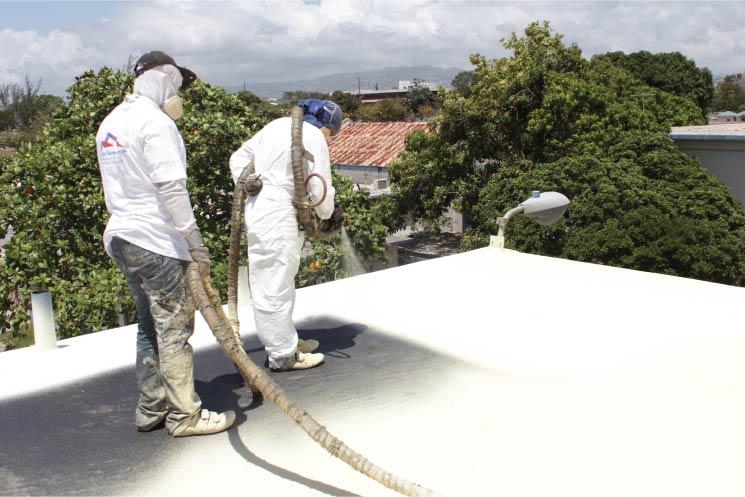 New Orleans Radiant Barrier - Star Spray Foam